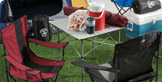 outdoor living sporting goods